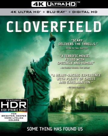 CLOVERFIELD (4K ULTRA HD) 3