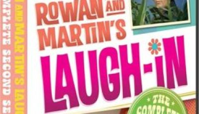 LAUGH-IN: THE COMPLETE SECOND SEASON 8