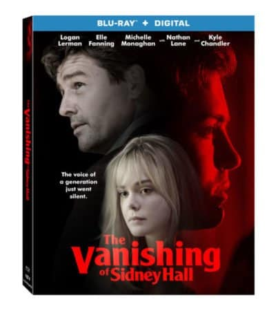 The Vanishing of Sidney Hall arrives on Blu-ray (plus Digital) and DVD March 20 3