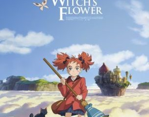 MARY AND THE WITCH'S FLOWER 7