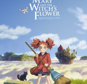 MARY AND THE WITCH'S FLOWER 1
