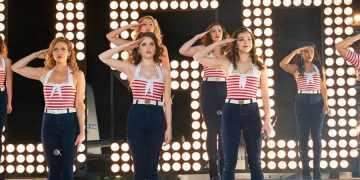 The Bellas are Back in Pitch Perfect 3 Available on Digital HD 3/1, 4K Ultra HD, Blu-ray and DVD 3/20 8