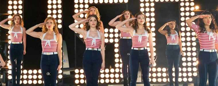 The Bellas are Back in Pitch Perfect 3 Available on Digital HD 3/1, 4K Ultra HD, Blu-ray and DVD 3/20 15