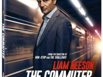 The Commuter Travels to Digital HD 4/3 and 4K, Blu-ray & DVD 4/17 41