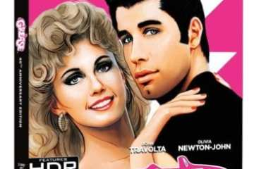 GREASE: 40TH ANNIVERSARY EDITION (4K ULTRA HD) 23