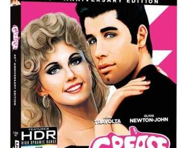 GREASE: 40TH ANNIVERSARY EDITION (4K ULTRA HD) 1