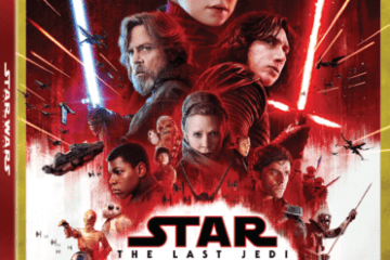 Lucasfilm's Star Wars: The Last Jedi on HD and 4K Ultra HD™ and via Movies Anywhere 3/13 and on 4K Ultra HD™ Blu-ray, and Blu-ray™ 3/27 23