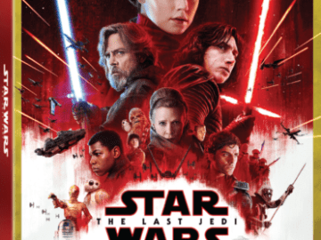 Lucasfilm's Star Wars: The Last Jedi on HD and 4K Ultra HD™ and via Movies Anywhere 3/13 and on 4K Ultra HD™ Blu-ray, and Blu-ray™ 3/27 43
