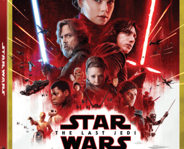 Lucasfilm's Star Wars: The Last Jedi on HD and 4K Ultra HD™ and via Movies Anywhere 3/13 and on 4K Ultra HD™ Blu-ray, and Blu-ray™ 3/27 11