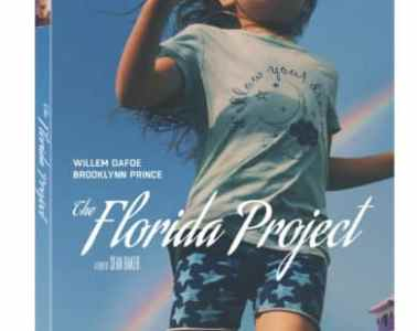 A24's THE FLORIDA PROJECT arrives on Blu-ray February 20th 11