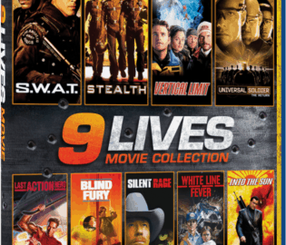 9 LIVES MOVIE COLLECTION 36