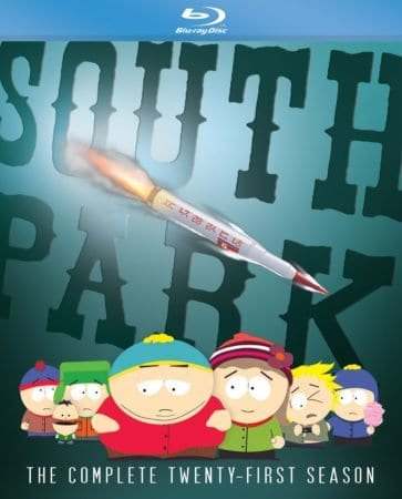 SOUTH PARK: THE COMPLETE TWENTY-FIRST SEASON arrives on Blu-ray/DVD June 5th 3