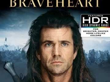 BRAVEHEART and GLADIATOR explode onto 4K Ultra HD May 15th 39