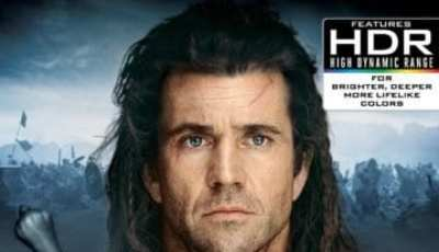 BRAVEHEART and GLADIATOR explode onto 4K Ultra HD May 15th 5