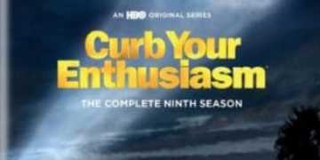 CURB YOUR ENTHUSIASM: THE COMPLETE NINTH SEASON 1