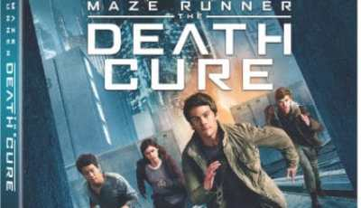 MAZE RUNNER: THE DEATH CURE Arrives on Digital April 10 and on 4K Ultra HD, BLU-RAY and DVD April 24 2