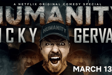Ricky Gervais tackles tough topics in new Netflix clip 11