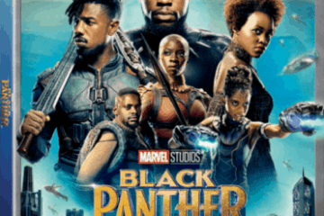WEEKEND ROUNDUP: BLACK PANTHER ON DIGITAL, SHOW DOGS, DREAMWORKS ON AMAZON, GAME OF THRONES MOTHER'S DAY and more! 7