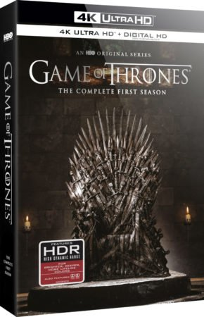Game of Thrones: Season 1 Available on 4K Ultra HD Disc This Summer! 3