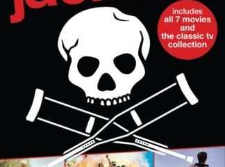 JACKASS: COMPLETE MOVIE AND TV COLLECTION 23