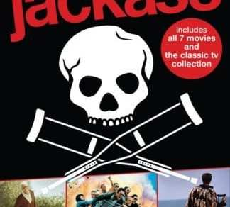 JACKASS COMPLETE MOVIE AND TV COLLECTION available on DVD May 29th 13