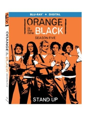 Orange is the New Black Season 5 arrives on Blu-ray, DVD and Digital June 12 3