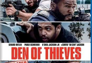 "ENTER TO WIN A BLU-RAY COMBO PACK OF ""DEN OF THIEVES"" 7"