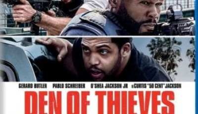 "ENTER TO WIN A BLU-RAY COMBO PACK OF ""DEN OF THIEVES"" 3"