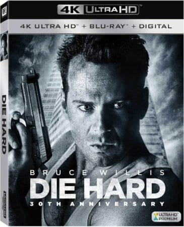 DIE HARD 30th Anniversary Arrives on 4K Ultra HD and Blu-ray May 15 3