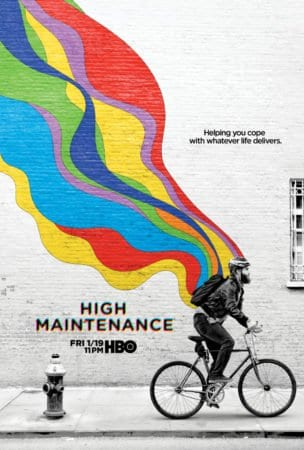 HBO Comedy Series High Maintenance Available for Digital Download 4/20! 3