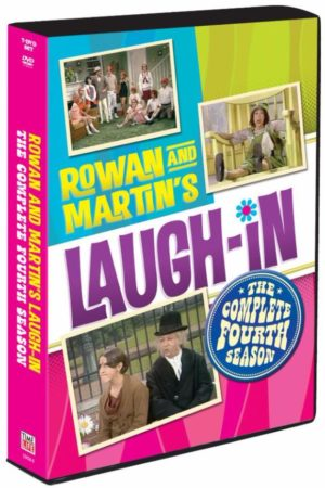 ROWAN AND MARTIN'S LAUGH-IN: THE COMPLETE FOURTH SEASON 3