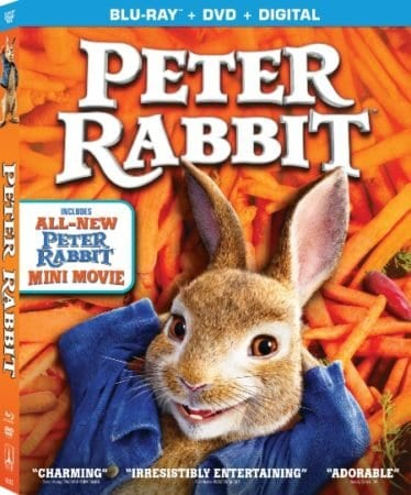 PETER RABBIT Available on Digital 4/20, 4K Ultra HD, Blu-ray and DVD 5/1 1