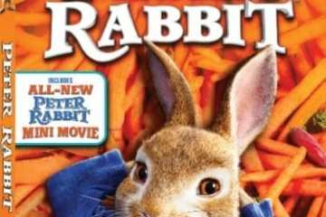 PETER RABBIT Available on Digital 4/20, 4K Ultra HD, Blu-ray and DVD 5/1 11