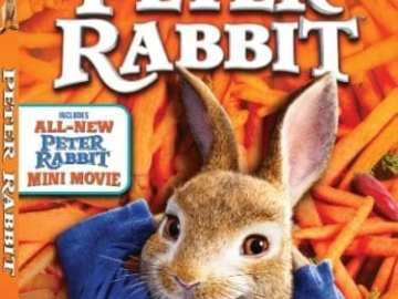 PETER RABBIT Available on Digital 4/20, 4K Ultra HD, Blu-ray and DVD 5/1 51
