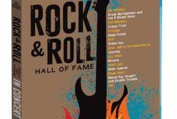 ROCK AND ROLL HALL OF FAME: IN CONCERT 8