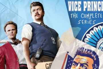 VICE PRINCIPALS: THE COMPLETE SERIES 27