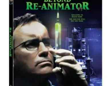 Vestron's Beyond Re-Animator Coming to Blu-ray 7/24! Check out the trailer! 7