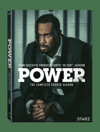 Power Season 4 arrives on DVD June 12 1