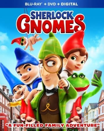 Home Video News: Sherlock Gnomes, Grease at Cannes, Black Panther and Seven Brides for Seven Brothers 1