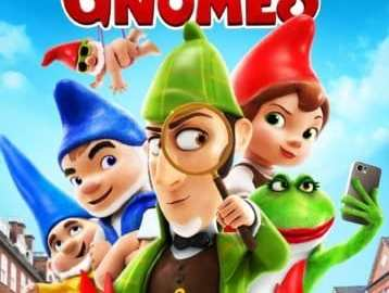 Home Video News: Sherlock Gnomes, Grease at Cannes, Black Panther and Seven Brides for Seven Brothers 56