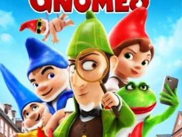 Home Video News: Sherlock Gnomes, Grease at Cannes, Black Panther and Seven Brides for Seven Brothers 52