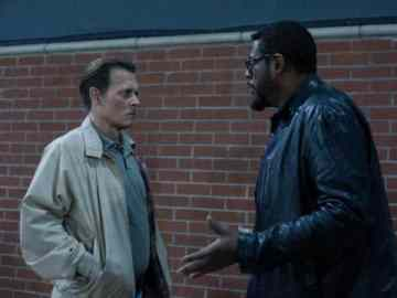 Can Johnny Depp solve Notorious B.I.G.'s murder? Find out in the trailer for CITY OF LIES. 52