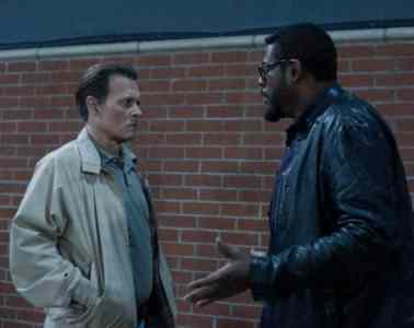 Can Johnny Depp solve Notorious B.I.G.'s murder? Find out in the trailer for CITY OF LIES. 7