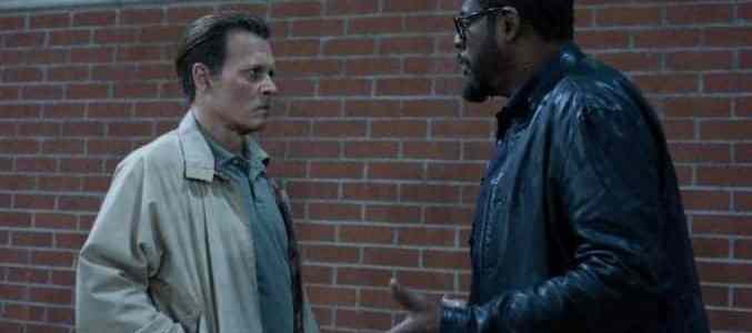 Can Johnny Depp solve Notorious B.I.G.'s murder? Find out in the trailer for CITY OF LIES. 3