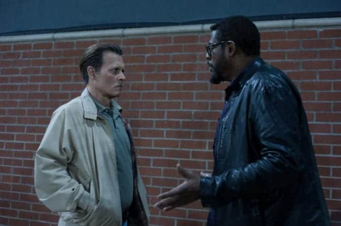 Can Johnny Depp solve Notorious B.I.G.'s murder? Find out in the trailer for CITY OF LIES. 1