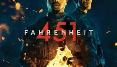 Michael B. Jordan & Michael Shannon Star in HBO's Film FAHRENHEIT 451, Available for Digital Download 6/18 & Blu-ray/DVD 9/18 6