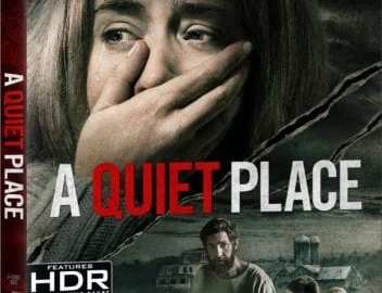 A QUIET PLACE arrives on Digital June 26th and 4K UHD, Blu-ray and DVD July 10th 55