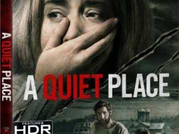 A QUIET PLACE arrives on Digital June 26th and 4K UHD, Blu-ray and DVD July 10th 49