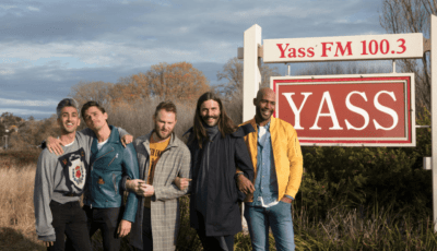 The Australian Town of YASS Gets a 'Queer Eye' Makeover 8