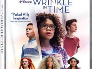 WRINKLE IN TIME, A 51